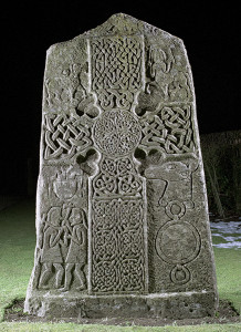 Pictish Cross