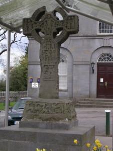 Market Cross,Kells, County Meath