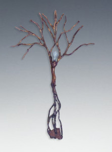 Tree of Life #5 Mixed Media 25 x 16  $500